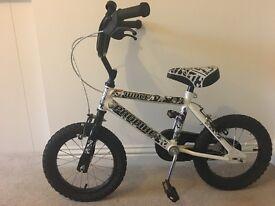 Child bike excellent condition