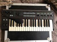 Korg R3 Vocoder Synthesizer synth, radius engine, great condition