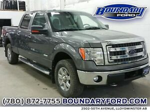 "2013 Ford F-150 4WD SuperCrew 157"" XLT W/ CHROME ACC"
