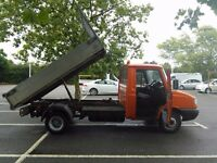 LDV 400 TIPPER GAS/ PETROL LEZ CLEAR ZONE TRUCK
