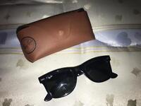 Real rayban sun glasses