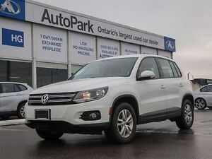 2014 Volkswagen Tiguan AWD 2.0 TSI| Fogs | Alloys| Bluetooth
