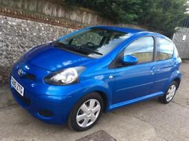 Toyota Aygo 2010 ideal first little car 5 Door low mileage