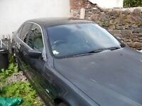 BMW E39 530I SE FOR SPEARS OR REPAIR NEEDS SOME TLC