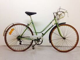 Puch 10 speed classic Road bike Fully serviced excellent used condition