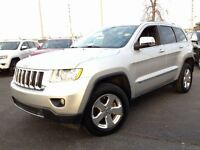 2011 Jeep Grand Cherokee LIMITED**LEATHER**SUNROOF**NAV**BACK UP