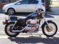1997 Harley Davidson Sportster 883