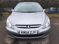 Peugeot 307 2.0HDi excellent drive service history hpi clear