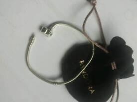 Pandora charm bracelet 100% genuine
