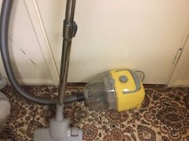 Yellow hoover in very good condition only £20