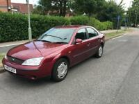 FORD MONDEO 2003 LONG MOT DONE 110K MILES FROM NEW 2 KEYS DRIVES LOVELY