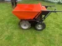 Micro dumper hire / not digger hire
