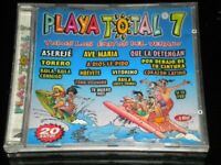 PLAYA TOTAL 7 - music - VGC