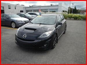 2013 Mazda MAZDA3 SPEED SPORT PACKAGE IMPECCABLE 263HP!!!!