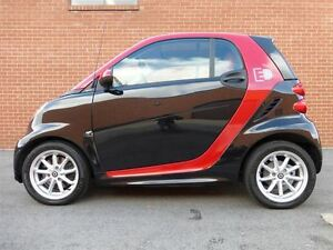2014 smart fortwo electric drive PASSION -- NAVIGATION -- BLACK
