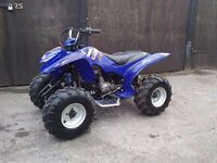 Quad bike 110cc, semi automatic for sale
