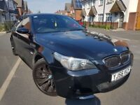 Bmw M5 5.0 SMG Automatic;Fully serviced;Immaculate;New Mot...