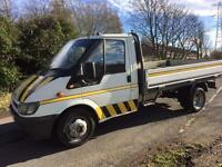 Ford transit drop side (06) plate
