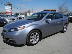 2012 Acura TL Technology Package - NAVIGATION - REAR V/CAM - LEA