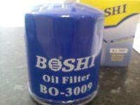 BRAND NEW - Mitsubishi shogun 2.5 nos oil filter boshi bo-3009