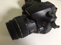 Sony SLT-A57 Interchangeable Lens DSLR Camera with 18-55mm Lens
