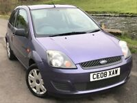 2008 Ford fiesta 1.4 style climate tdi