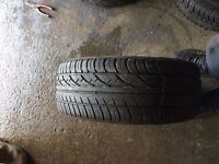 185/55/14 quality part worn tyres