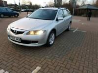 2007 Mazda 6 2.0L petrol 6speed,estate,100k,MOT&Tax Excellent Condition