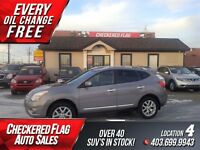 2011 Nissan Rogue SV-AWD-SROOF-BACK UP CAM-H.SEATS-68000km