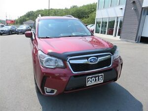 2015 Subaru Forester 2.0XT Touring *Pano Roof *Heated Seats *Blu