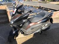 Honda forza 125cc 15 Reg black