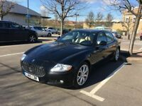 LHD Amazing Maserati Quattroporte 4.7 S Executive GT FSH Left-hand Drive Great Condition!
