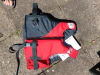 Life Jacket. 50-80 kg brand new