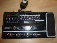 ZOOM G7.1 UT EFFECTS PEDAL