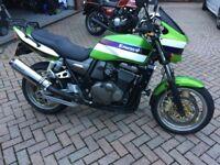 Kawasaki ZRX1200 R low mileage Eddie Lawson rep classic