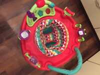 Mamas and Papas Little Land Baby Play Entertainment Centre