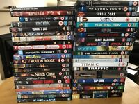 Dvd's/ blue rays £2.50 each unles stated beside name