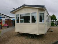 Buy now pay 2018! Cheap Double Glazed & Centrally Heated Static caravan For Sale West Scotland