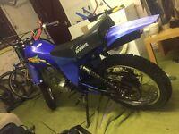 Jianshee 125cc *BARGAIN LOOK* great bike!