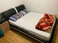 SPACIOUS CLEAN FURNISHED DOUBLE LOFT ROOM CLOSE TO TUBE/BUSES