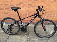 """Specialized Hotrock 24"""" XC -MTB with 21 Gears & Front Suspension - Suit Ages 8 to 13"""