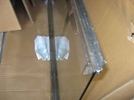 Glass panel - thick and good condition