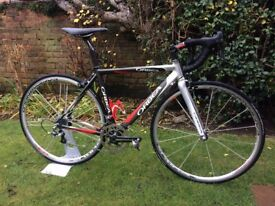 Orbea road bike 20 speed Campagnolo Record and Chorus components, 3T, Continental
