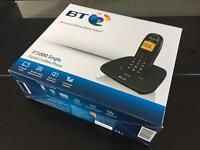 BT Home Cordless Phone with Dock