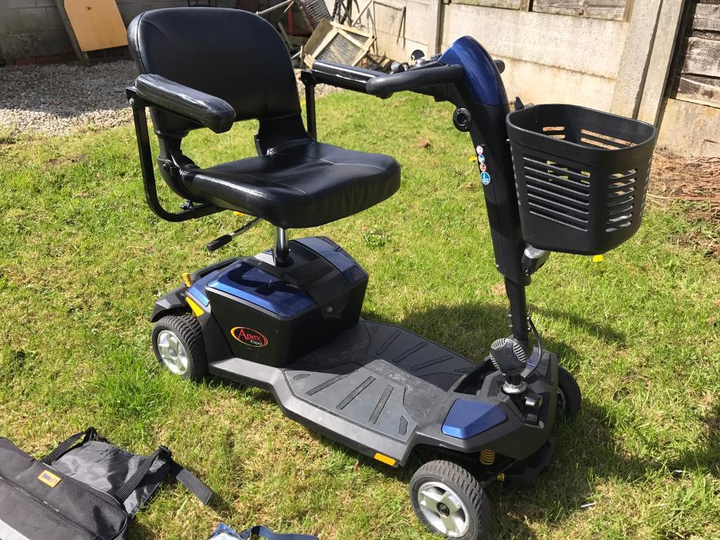 Pride Apex rapid mobility scooter | in Wigan, Manchester | Gumtree