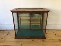 Vintage Antique Cadburys Shop Counter Display Cabinet (no notation sadly)