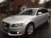 Audi A4 Avant 2.0 TDI SE 5dr 1 OWNER FROM NEW-FULL AUDI SERVICE HISTORY-TIMING BELT p/x welcome