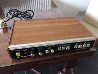 Vintage Teleton amplifier