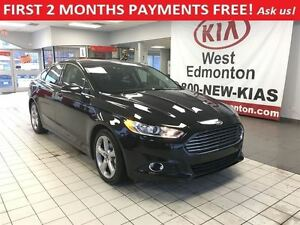 2015 Ford Fusion SE FWD Sdn, FIRST 2 MONTHS PAYMENTS FREE!! Edmonton Edmonton Area image 1