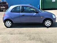 FORD KA 2006+31400 MILES ON CLOCK+NEW MOT+2 FORMER KEEPERS+2 KEYS+IMMACULATE CONDITION+CHEAP INS